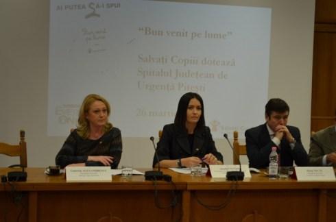 Gabriela Alexandrescu, Amalia Nastase, Florin Tecau