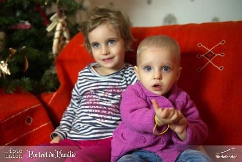 Mariuca si Iulia_decembrie 2014