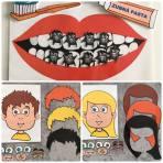 Časti tváre a zuby