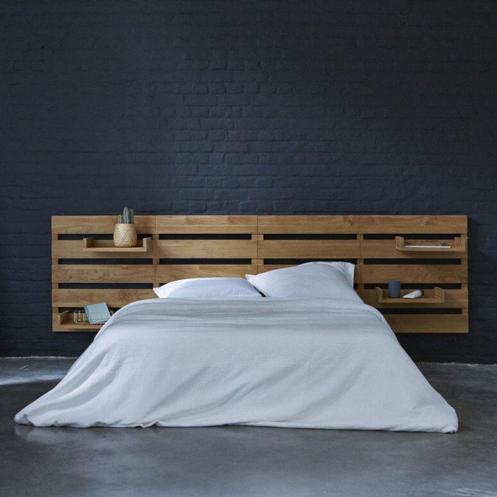 tête-de-lit-palettes-en-bois
