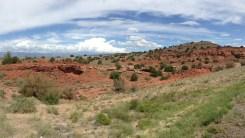À mi-chemin entre Santa Fe et Bernalillo