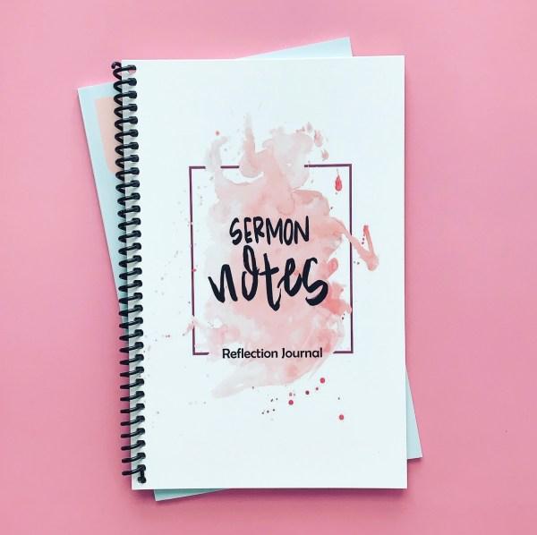 Sermon Notes Mini