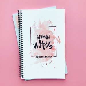 Sermon Notes Mini