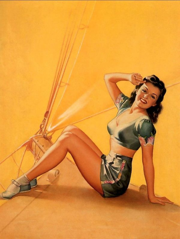 belles image pin up