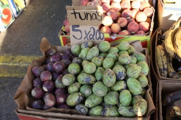 Abundan los productos mexicanos.