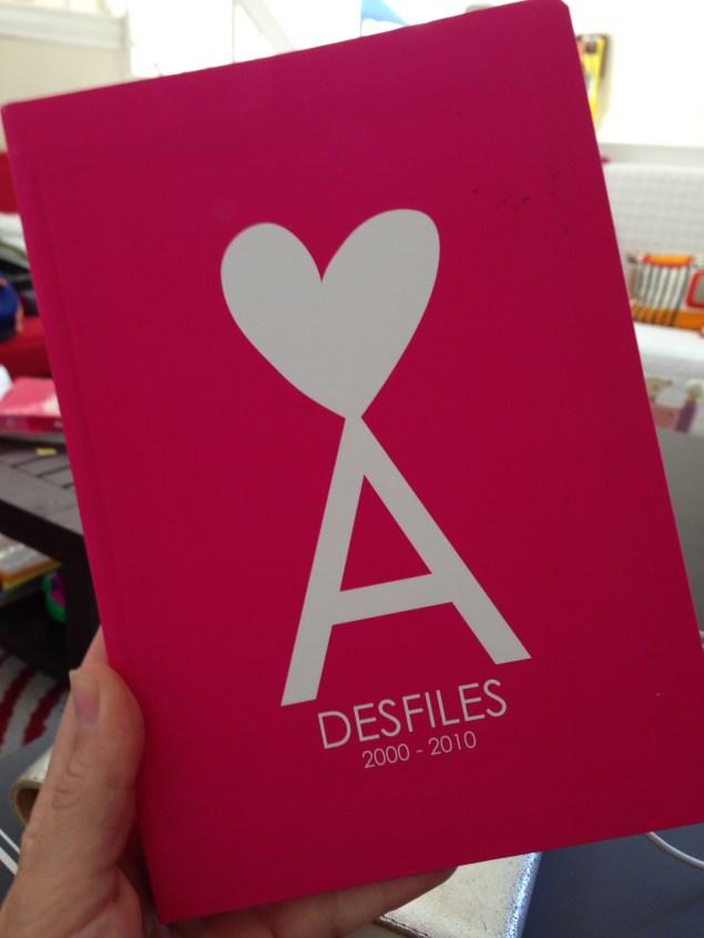 Este fue el libro que me regaló Ágatha.