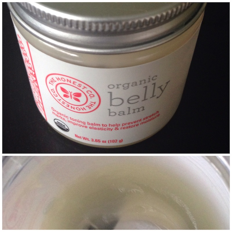 Organic belly balm  de The Honest Company