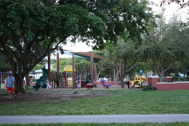 Playground Key Biscayne