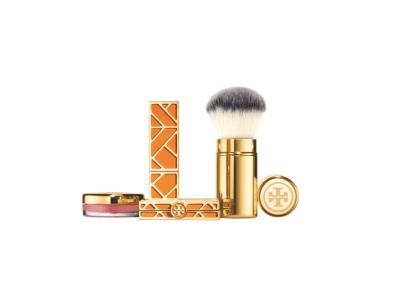 Colección de cosméticos.