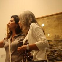 Cristina también quiso tomar fotografías con mi cámara, aquí una de ellas.