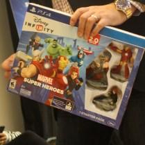 Caja de Disney Infinity.