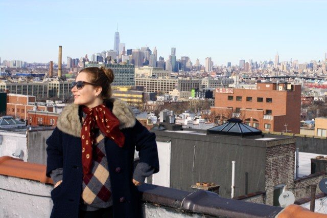 Rooftop en Brooklyn
