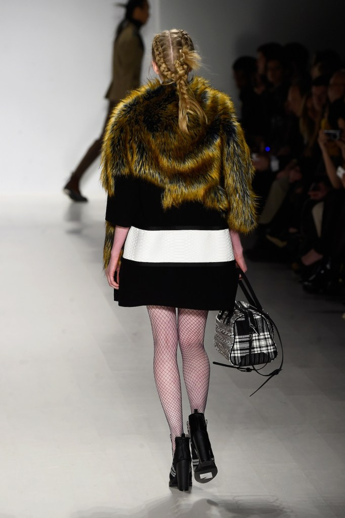 Custo Barcelona - Runway - Mercedes-Benz Fashion Week Fall 2015