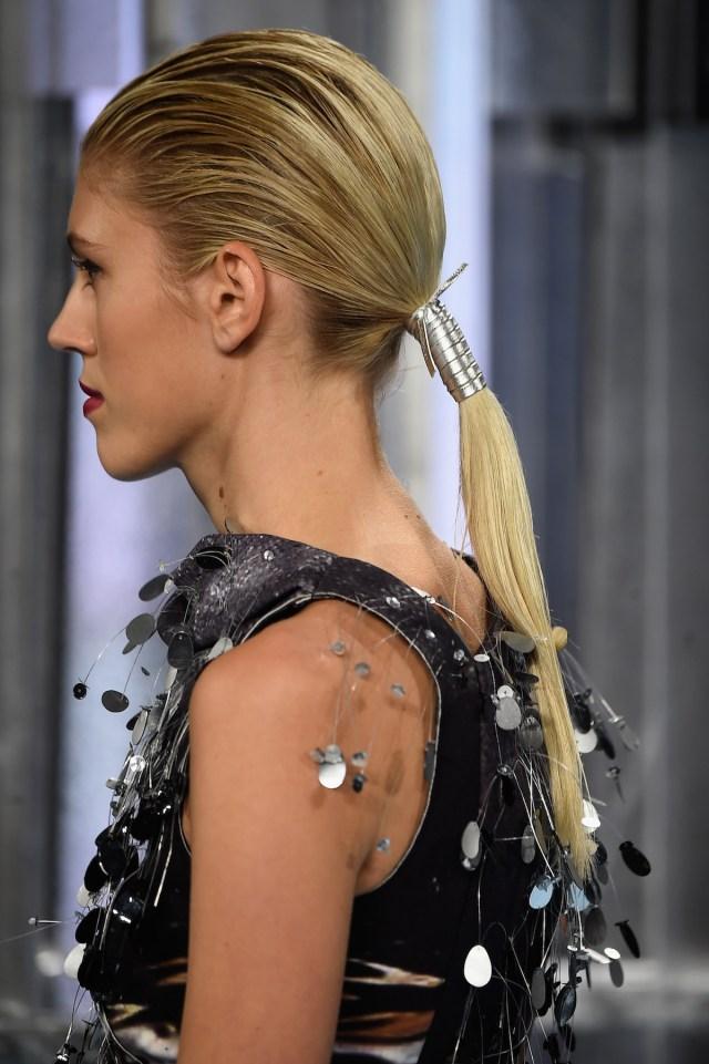 Carolina Herrera - Runway - Mercedes-Benz Fashion Week Fall 2015