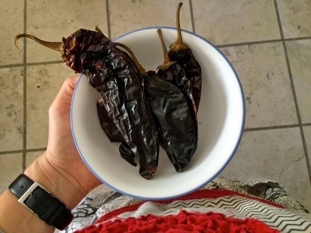 Rigatoni en salsa de nuez estilo Chihuahua