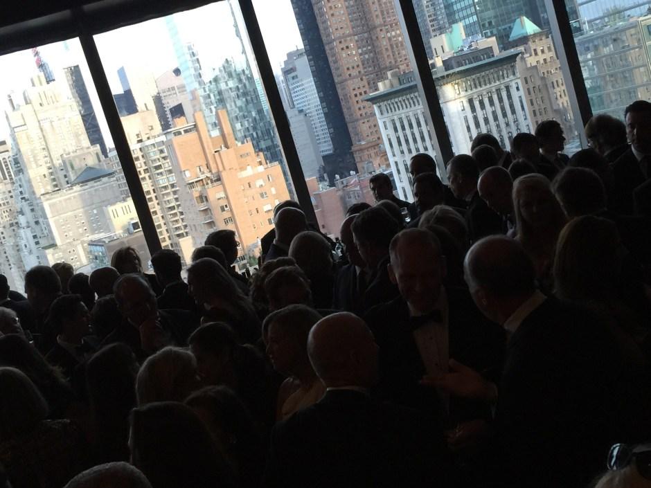 Worldfund Gala 2015 at The Mandarin Oriental in New York