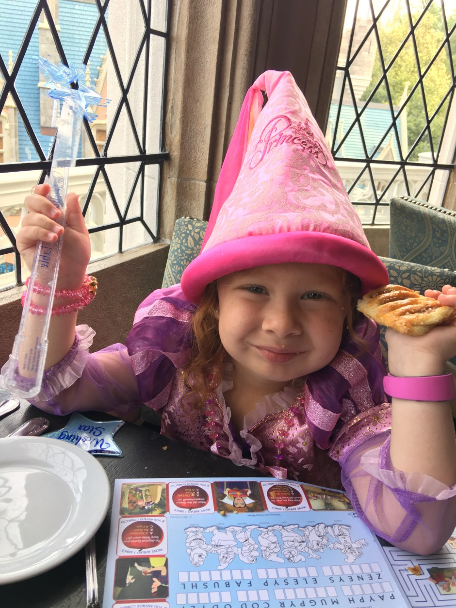 Princesses brunch