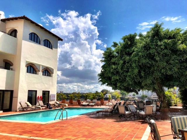Hotel Hodelpa Nicolás de Ovando en Santo Domingo, República Dominicana