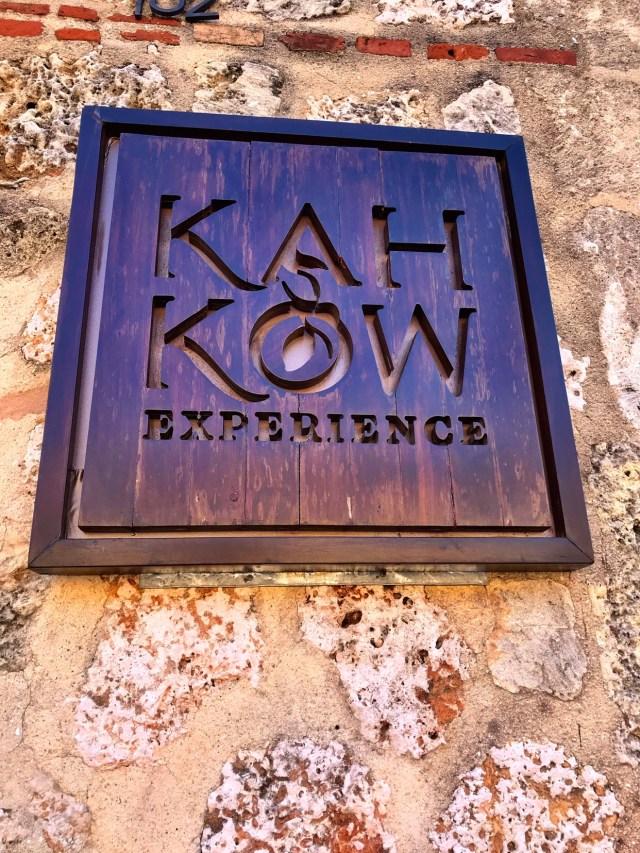 Kahkow experience