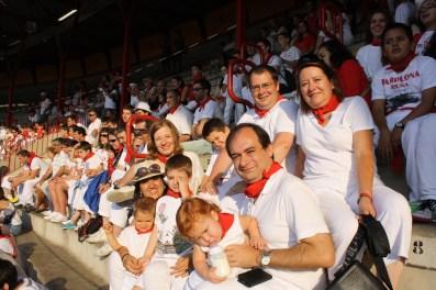 Con nuestros amigos Fernando, Ana Belén, sus hijos Alex, Xavi y Pablo, y la tía Chayo .