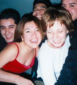 1998. Fiesta Casa de Julia.