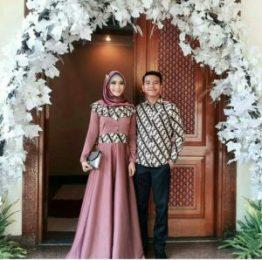 Baju Couple Batik Buat Lebaran 2019 Nusagates