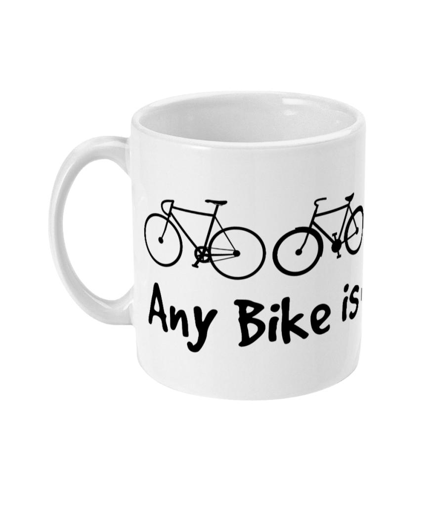 Any bike is a cool bike Mug