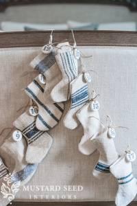 Adventni koledar z nogavicami