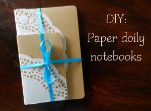 Doily Notebook2