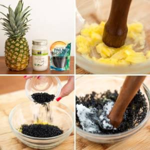 Pineapple-process