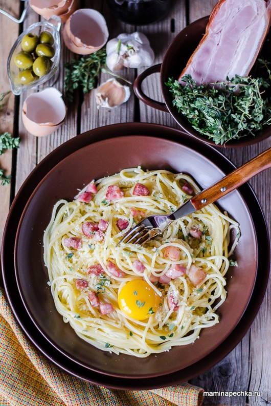 паста сальмоне рецепт с фото