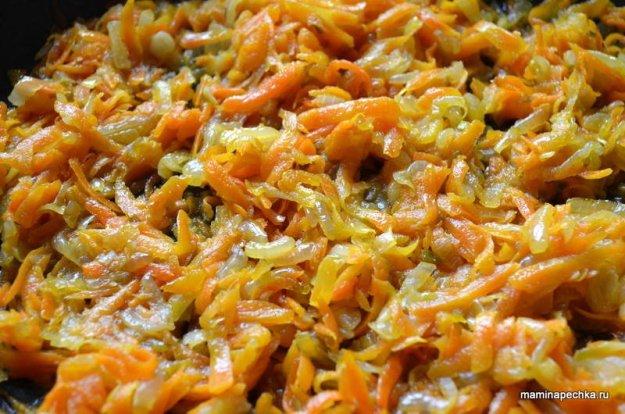 рыба в маринаде