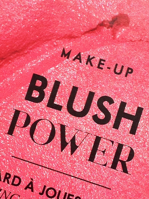 BLUSH POWER