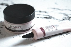 Routine soins visage avec The Body Shop