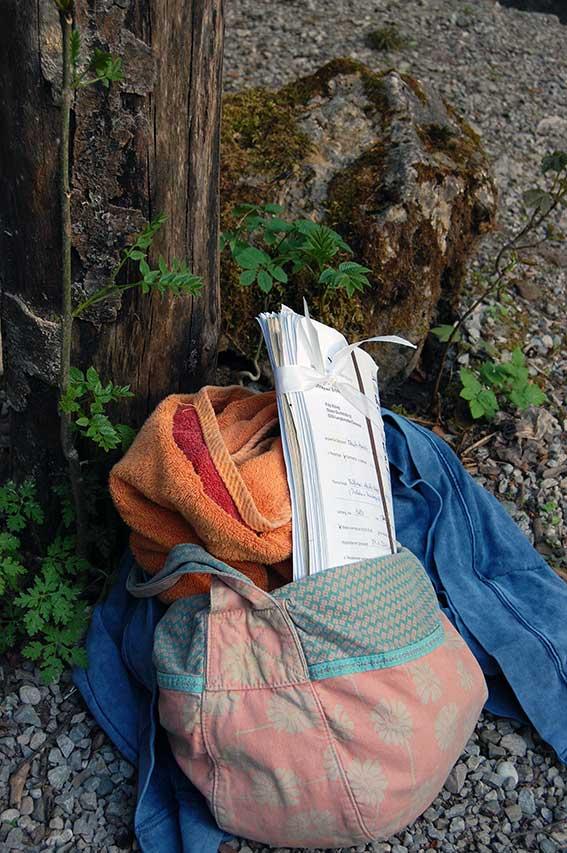 Zeit für Dich allein: Warum Dir eine Schwitzhütte helfen kann