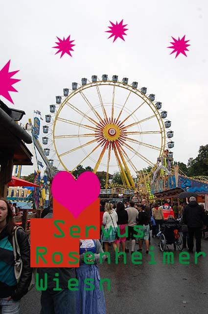 Rosenheimer Herbstfest