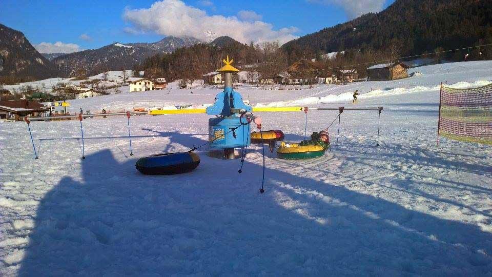 Skiurlaub trotz Erkältung #WIB - Skifahren mit Kindern rund um Innsbruck