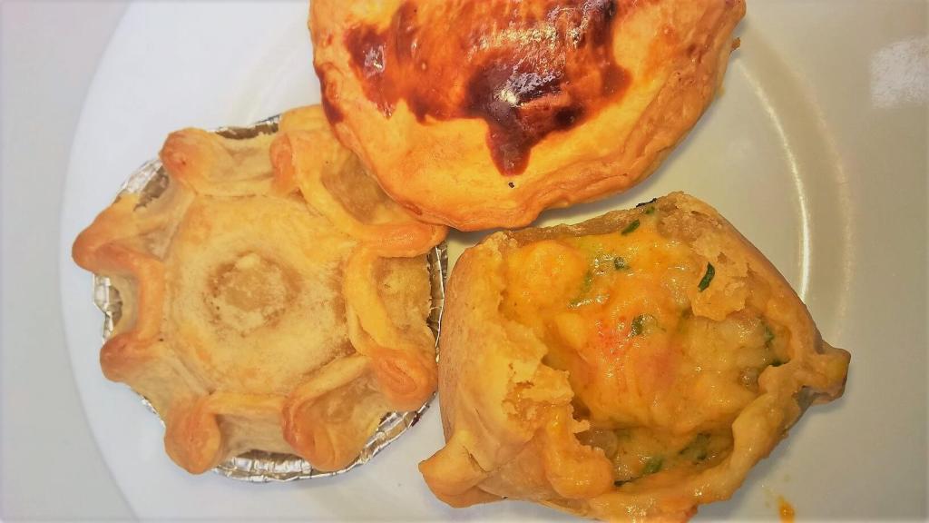 Komfortzone verlassen - neue Speisen probieren im Bairro Alto Lissabon