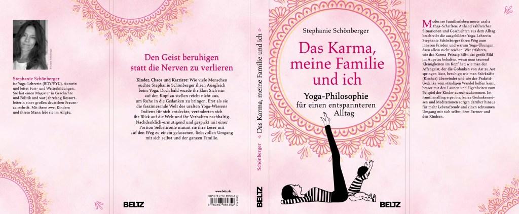 Homeoffice in den Sommerferien: Das Karma, meine Familie und ich von Stephanie Schönberger