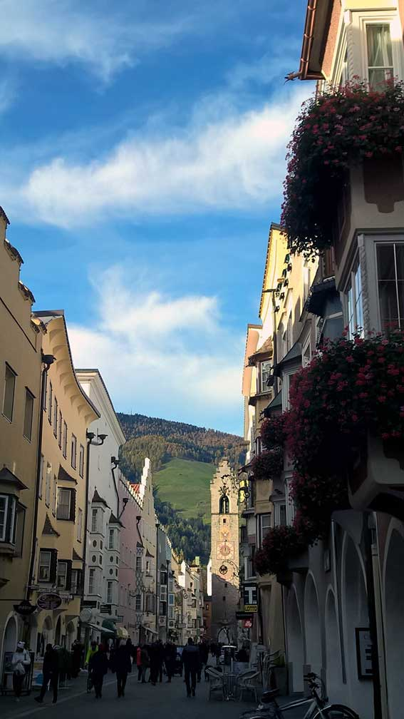 Wochenende in Sterzing mit Ausflug in die Gilfenklamm