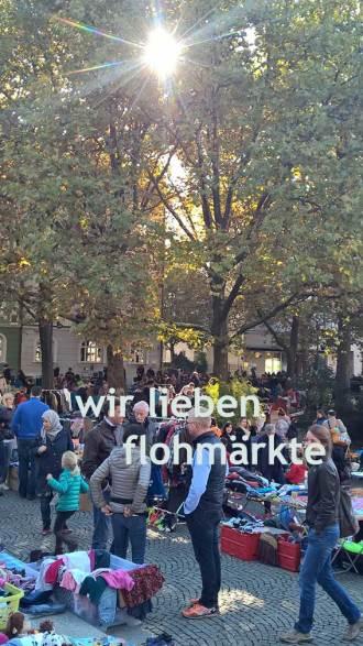 Flohmarkt für Kinder in München