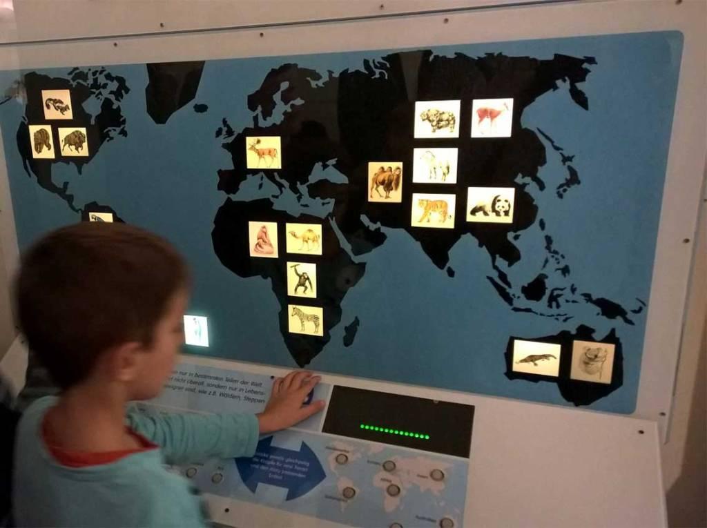 Mit Kindern in München: Schloss Nymphenburg und das Museum für Mensch und Natur