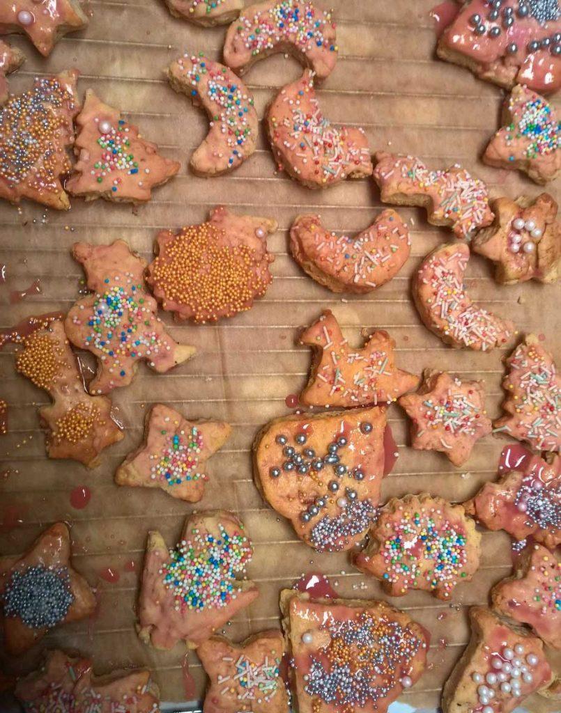 Kekse backen für Dummies: Müllvermeidung in der Weihnachtszeit: Karmakalender für nachhaltigeWeihnachten und Bloggertreffen k3 im Spielzeugmuseum Salzburg