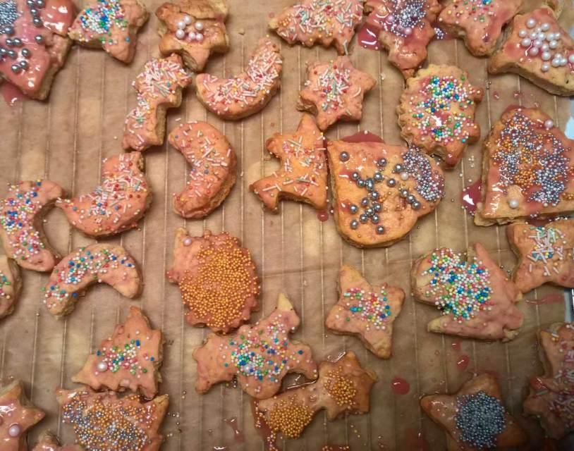 Müllvermeidung in der Weihnachtszeit: Karmakalender für nachhaltigeWeihnachten und Bloggertreffen k3 im Spielzeugmuseum Salzburg