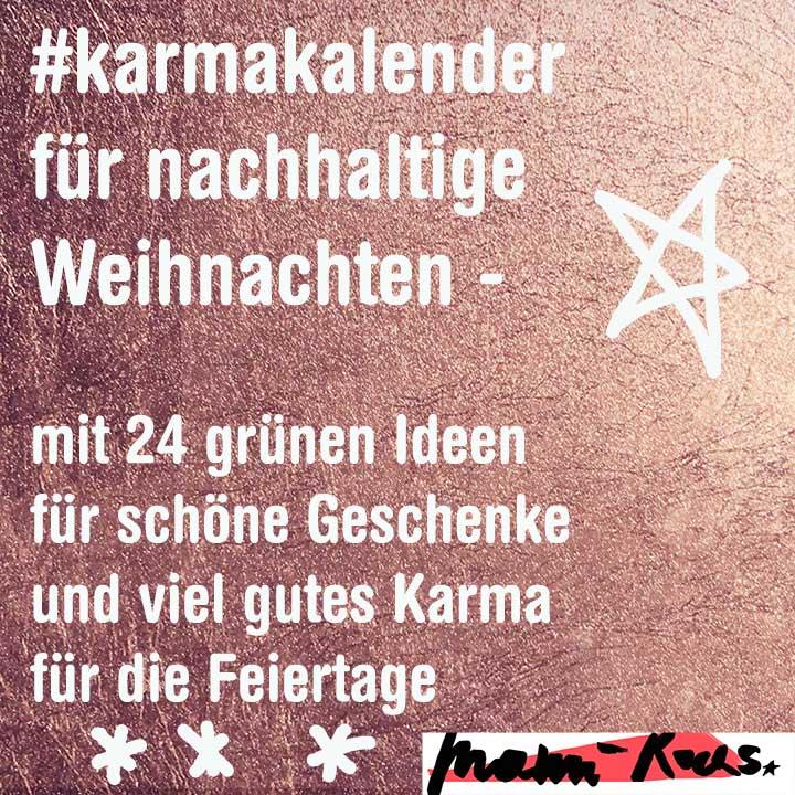 Karmakalender für nachhaltigeWeihnachten und Bloggertreffen k3 im Spielzeugmuseum Salzburg