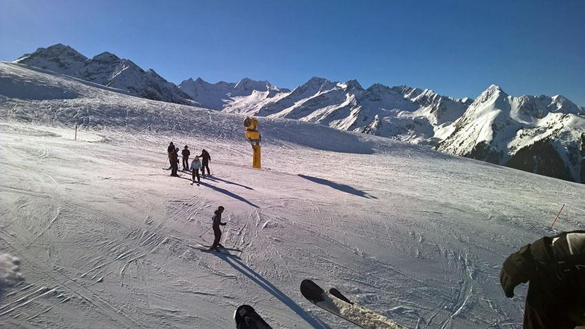 Sanfter Tourismus im Skigebiet - geht das überhaupt?