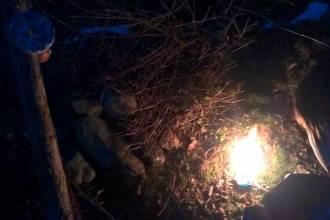 Weihnachten im Wald und am Skihang: Warten aufs Christkind