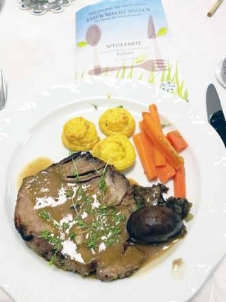 Nachhaltige Lebensmittel in Tirol