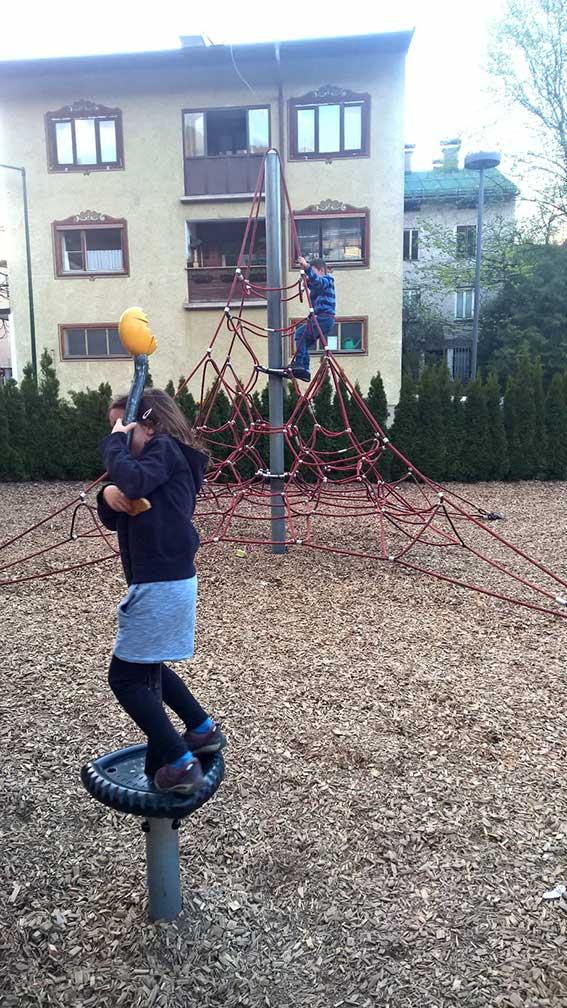 Entdecker am Berg - Kinder einfach machen lassen
