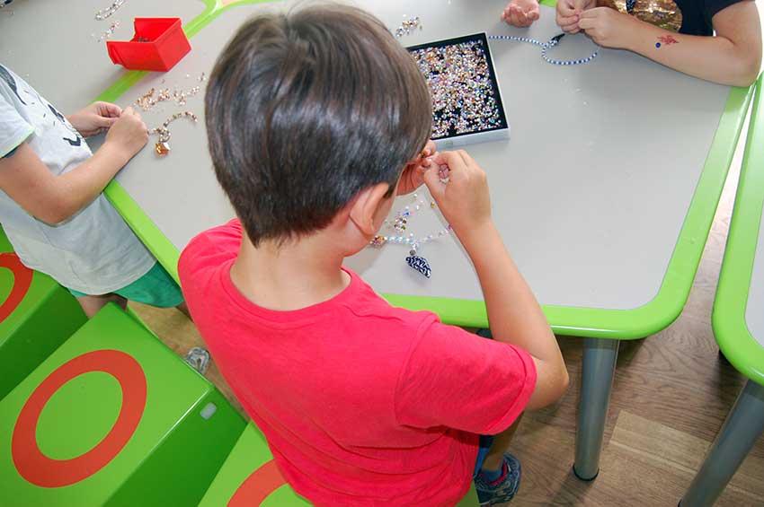Kindergeburtstag in den Kristallwelten